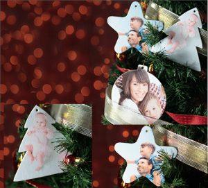 Enfeite para árvore de Natal